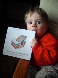 William & Creative Calderdale - Powder Compact Diaries