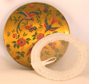 DIY how to make a powder sifter for your vintage compact