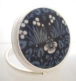 Stratton powder compact new William Morris design