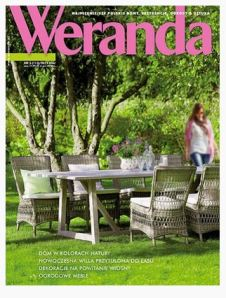 Weranda magazine Poland powder compacts