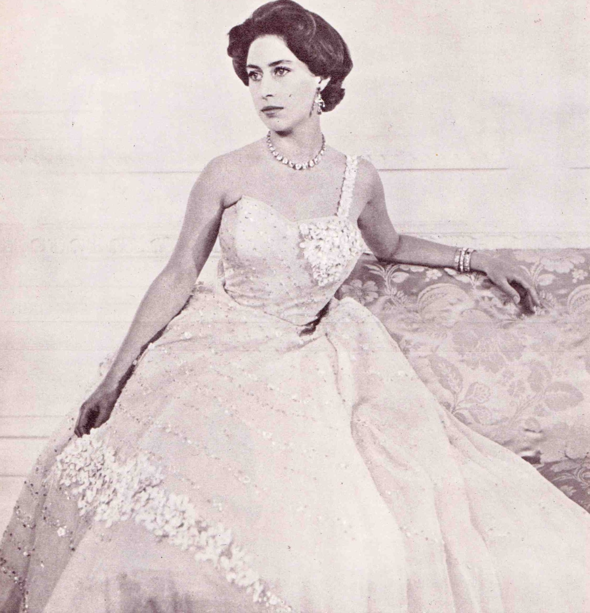 Our Queen Princess Margaret Vintage Photos For The