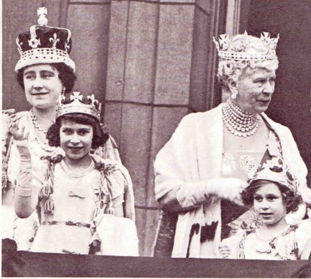 The Coronation of King George VI 1937