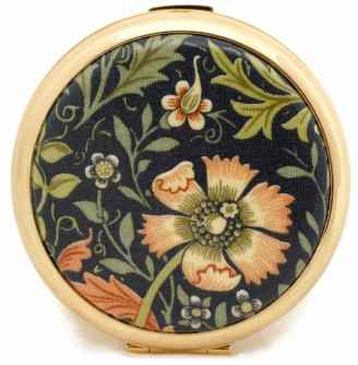 William Morris Compton Stratton Powder Compact