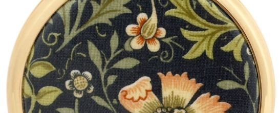 Compton William Morris close up