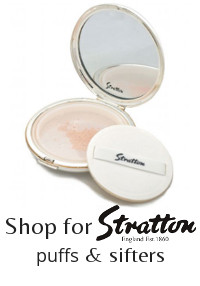 Visit Vanroe Compacts for Stratton sifters and puffs for vintage compacts